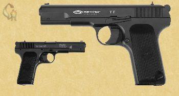 Тт пистолет пневматический глетчер