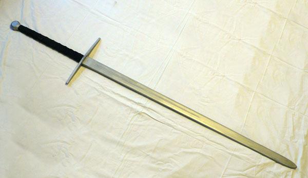 Как сделали звёздные мечи