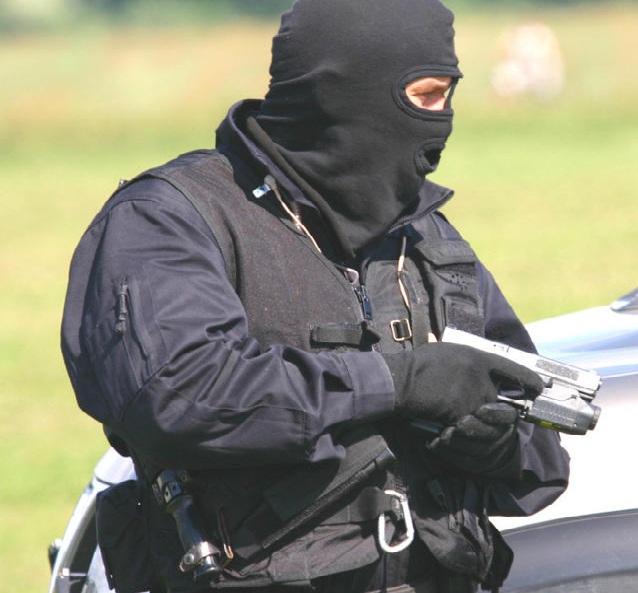 Спецназ Одежда