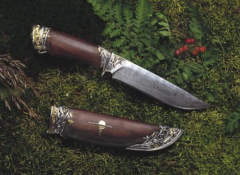 Купить охотничий боевой нож большие ножи victorinox forester